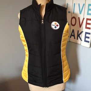 Steelers vest
